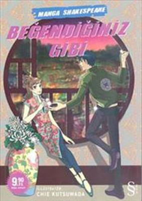Beğendiğiniz Gibi - Manga Shakespeare