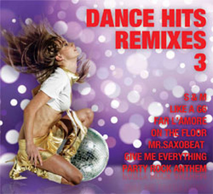 Dance Hits Remixes 3 SERI