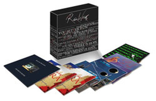 The Roger Waters Collection 7CD+1DVD