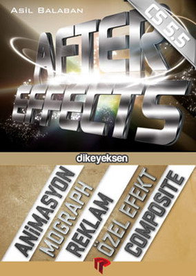 After Effects CS5.5 (DVD Ekli)