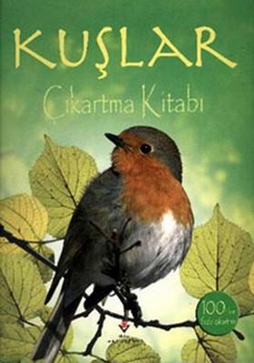 Kuşlar Çıkartma Kitabı
