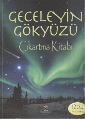 Geceleyin Gökyüzü Çıkartma Kitabı