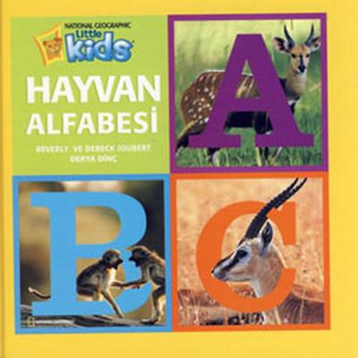 National Geographic Kids - Hayvan Alfabesi