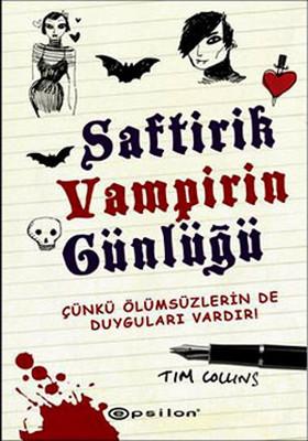 Saftirik Vampirin Günlüğü 1 - Çünkü Ölümsüzlerin de Duyguları Vardır