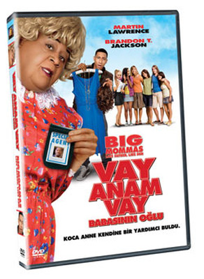 Big Momma'S House Like Father Like Son - Vay Anam Vay Babasinin Oglu (SERI 3)