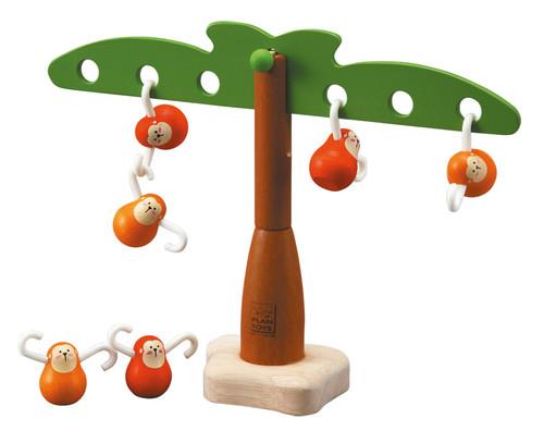 Plan Toys Dengeleme Maymunlari (Balancing Monkeys) 5349