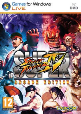 Super Street Fighter IV Arcade Edition PC