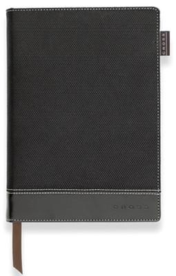 Cross Ac249-1M Sıgnature Medıum Defter Tekstil Kapak Siyah