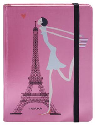 Notelook A6 Paris'i  Seviyorum 100 Ypr 70 Gr Ck50100N-3