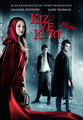 Red Riding Hood - Kız ve Kurt