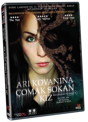 The Girl Who Kicked the Hornets's Nest - Ari Kovanina Çomak Sokan Kiz (SERI 3)