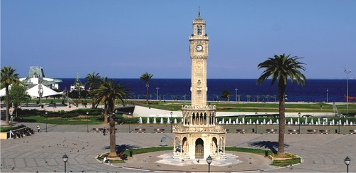 Anatolian Puzzle Izmir Saat Kulesi 3775 1500 Parça Puzzle