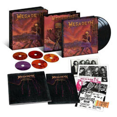 Peace Sells...But Who`s Buying (25Th Anniversary) 5CD - 3LP
