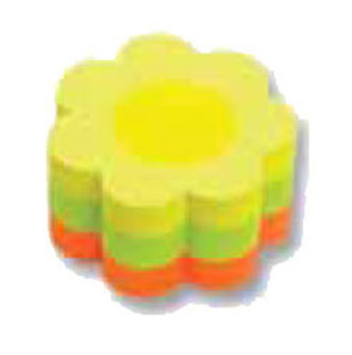 Faber-Castell Yapiskan Notluk 50x50mm Mini Çiçek 5089584239
