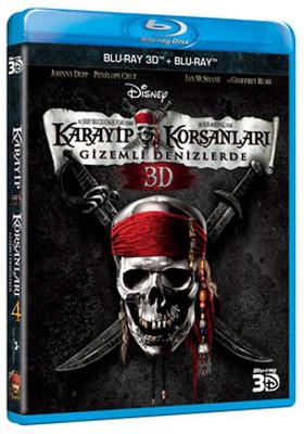 Pirates Of The Caribbean on Stranger Tides 3D Combo - Karayip Korsanları Gizemli Denizlerde 3 Boyut