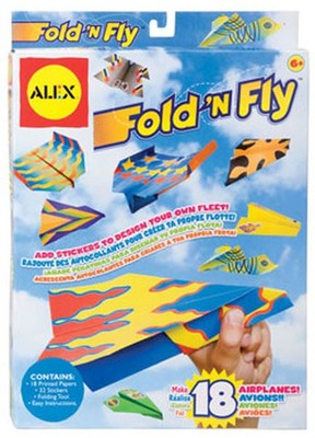 Alex Katlamali Kagit Uçaklar 192W