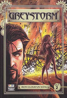 Greystorm 2 - Iron Cloud'un Sonu