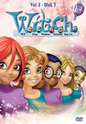 W.I.T.C.H. Vol 2 Disc 7