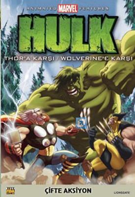 Hulk Vs. Thor / Hulk Vs.Wolverine - Hulk Thor'a Karsi / Hulk Wolverine'e Karsi