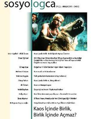 Sosyologca Dergisi Sayı 2