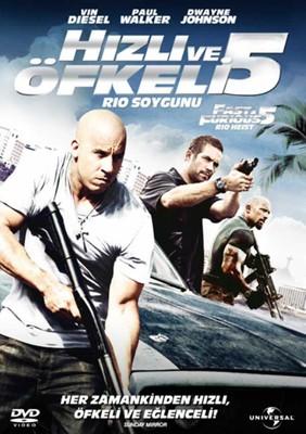 Fast And Furious 5: Rio Heist - Hizli ve Öfkeli 5: Rio Soygunu (SERI 5)
