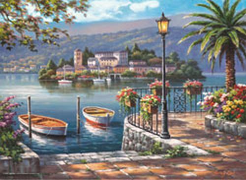 Anatolian Porto Gölü / Lago Del Porto 3129 1000 Parça