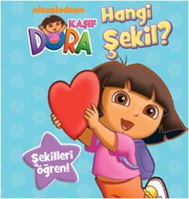 Dora Hangi Şekil? - Şekilleri Öğren