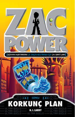 Zac Power 19 - Korkunç Plan