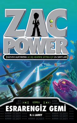 Zac Power 20 - Esrarengiz Gemi