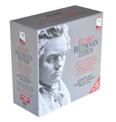 Beethoven: Idil Biret Arsivi (19CD+DVD)