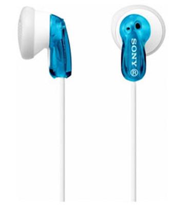 Sony Kulakiçi Kulaklık Mavi MDR E9LPL