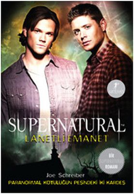 Supernatural - Lanetli Emanet