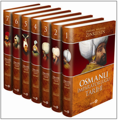 Osmanlı İmparatorluğu Tarihi (7 Kit