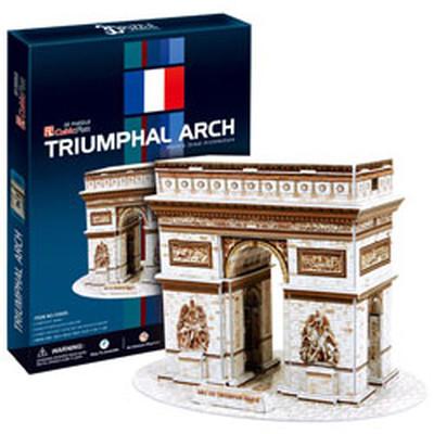 Neco Triumphal Arch - Fransa 3D Puzzle C045H