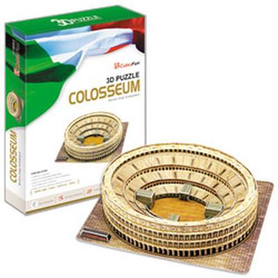 Neco Colleseum - Italya 3D Puzzle Mc055H