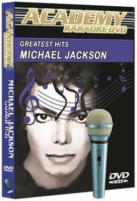 Academy Karaoke DVD:Michael Jackson (Mikrofon Hediyeli)