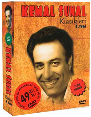 Kemal Sunal Box Set 2