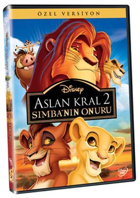 The Lion King 2: Simba's Pride Special Edition - Aslan Kral 2: Simba'nın Onuru Özel Versiyon(SERİ 2)
