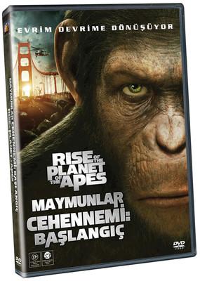 Rise Of The Planet Of The Apes - Maymunlar Cehennemi Başlangıç