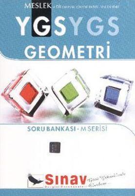 Sınav YGS Geometri Soru Bankası - M Serisi