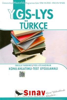 Sınav YGS-LYS Türkçe Konu Anlatımlı