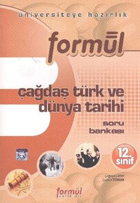 Formül 12. Sınıf Çağdaş Türk ve Dünya Tarihi Soru Bankası