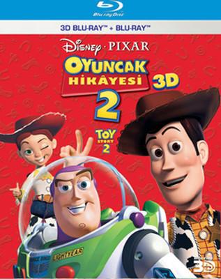 Toy Story 2 3D Combo - Oyuncak Hikayesi 2 3 Boyutlu (BD + DVD)