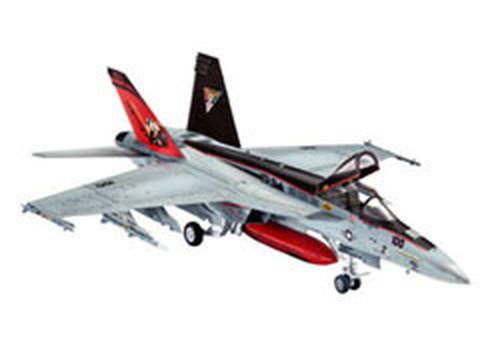 Revell Hobby Kits - Standard Range Planes F/A-18E Super Hornet 03997