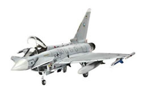 Revell Hobby Kits - Convenience Range Model Sets - Planes M.Set Eurofighter Typhoo 64282