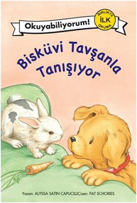 Bisküvi Tavşanla Tanışıyor
