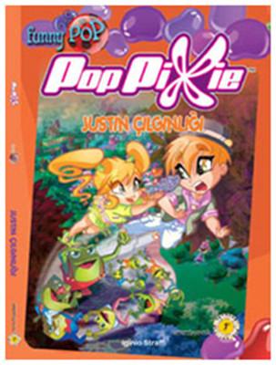Funny Pop PopPixie 1 - Justin Çılgınlığı