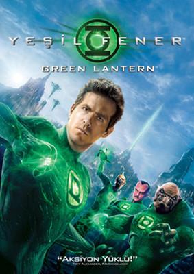 Green Lantern - Yesil Fener (SERI 2)