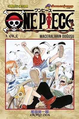 One Piece 1. Cilt - Maceraların Doğuşu