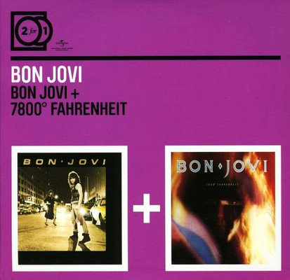 2 For 1: Bon Jovi / 7800 Fahrenheit